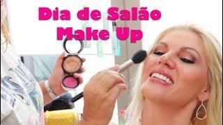 Dia de Salão - Make Up!