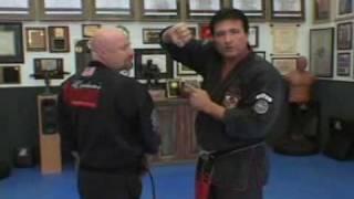 Jeff Speakmans Kenpo Karate Flashing Mace