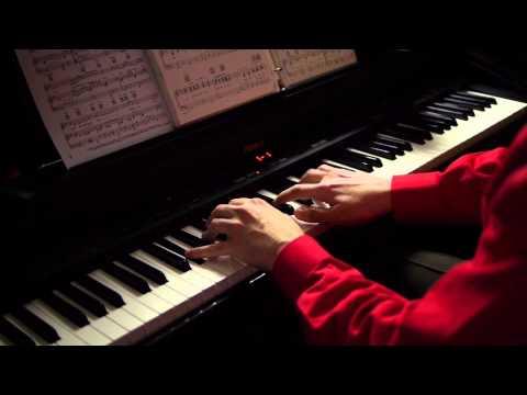 Misty piano solo