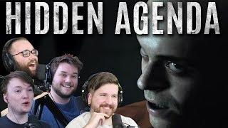 HIDDEN AGENDA [Part 1 of 2] - From the Until Dawn Devs