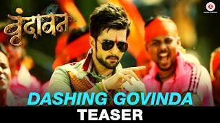 Dashing Govinda Song Teaser - Vrundavan | Avadhoot Gupte | Amitraj