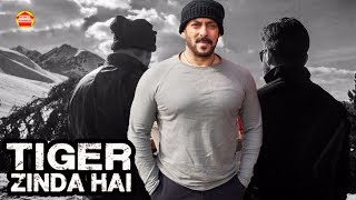 salman khan Movie Tiger Jinda hai Secound Look Bollywood News