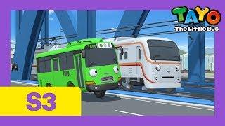 Tayo Español la Serie 3 l #20 Preguntarle a cualquier cosa l Tayo el pequeño Autobús