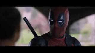Deadpool on The X-Men, Charles Xavier and His Mansion Funny Scene