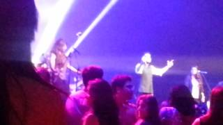 Mika Singh live in singapore 13march 2015
