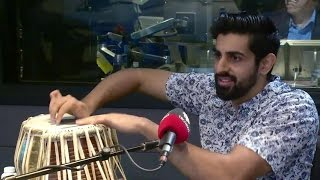 Brampton man's Indian drumming makes Bieber songs bearable