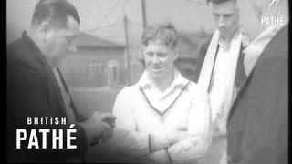 Famous County Cricket Team No. 3 - Lancashire (1935)