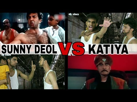 Xxx Mp4 Sunny Deol Vs Katiya Comedy Scene Video Sunny Deol As Kashi Deni As Katiya👍👍 By 4kvines 3gp Sex