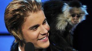 Justin Bieber & Top 5 Weirdest Celebrity Pets