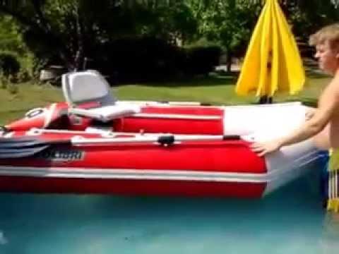 тюнинг лодки колибри км 330 своими руками
