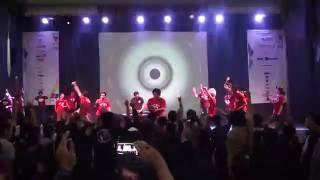 DJ Saddam at CLAS:H 2016, Yogyakarta, Indonesia