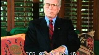 Jackie Cooper 1999 Interview Part 1