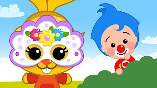 Amusing Masks - Plim Plim | Animated Series | The Children
