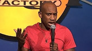 Malik S. - Gay Brother (Stand Up Comedy)