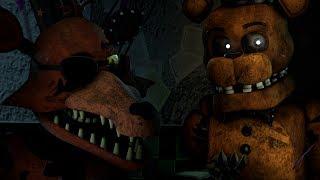 5 AM at Freddy's: The Prequel[SFM][FNAF][REMAKE]