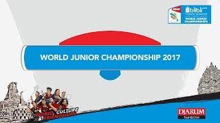 WORLD JUNIOR CHAMPIONSHIPS 2017 | WS R16 | TUNJUNG (INA) vs WANG (CHN)