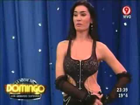 Xxx Mp4 Veronica Crespo En La Noche Del Domingo 25 09 2011 3gp Sex
