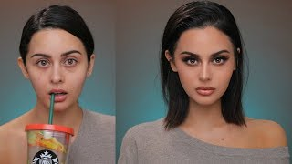 Warm and Cozy Glam Makeup Tutorial