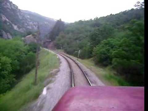 tren manzaraları