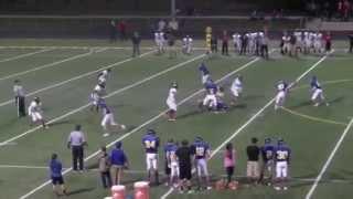 Ty Kinnard Class of 2014 Football Highlights
