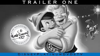 Pinocchio (Walt Disney - The Signature Collection) Trailer #1