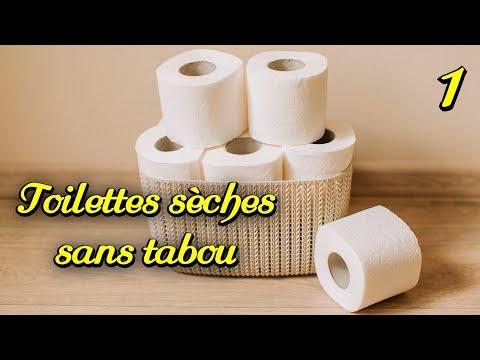 TOILETTES SECHES 1 3. Sans tabou. THE DRY TOILET .