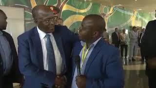 VIDEO FUPI: Magufuli alivyomshtukiza mwandishi wa habari ghafla