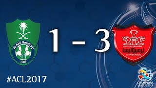 Al Ahli vs Persepolis (AFC Champions League 2017: Quarter Final - 2nd Leg)