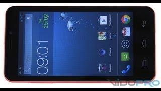 GIGABYTE GSmart Maya M1 - обзор смартфона DualSIM. vido.com.ua