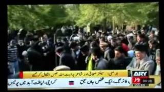 Pakistan TV NEWS - Ahmadiyya fighting for Pakistan - Hadayatullah Hübsch