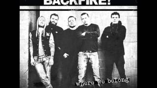 BACKFIRE! -  Where We Belong 2015 [FULL ALBUM]