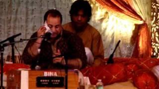 Aaj Din Chariya Rahat Fateh Ali Khan in Boston