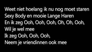 Op en Neer - Lyrics - F1rstman Ft. Two Crooks