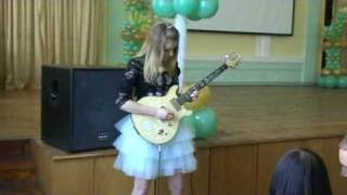 Gary Moore - The Loner cover by Lilia Shevchenko
