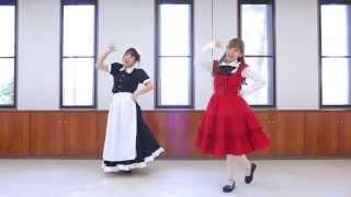 【マリスと柚姫】ぴんこすてぃっくLuv【踊ってみた】