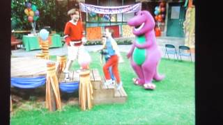 BARNEY IF YOUR HAPPY & YOU KNOW IT