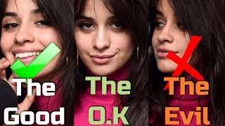 CAMILA CABELLO FANS |  3 TYPES OF CAMILIZERS