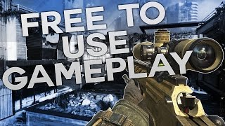 FREE TO USE CALL OF DUTY GAMEPLAY (DOWNLOAD LINK IN THE DESCRIPTION)