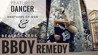 Featured Dancer | Bboy Remedy 2009-2010 | Demo Reel