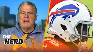 Peter King on how the Bills will impact the 2018 NFL Draft | THE HERD
