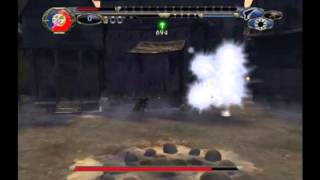 Van Helsing Movie Game Walkthrough Part 2 (PlayStation2)