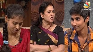 Actress Geetha insults LGBTQ couple on a TV reality show | Hot Tamil News