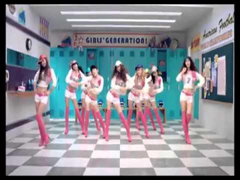 Girls' Generation - Yoona - Yoona's singing parts (All SNSD Korean singles) - 2007-2013