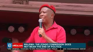 "EFF's Julius Malema | ""I am not Mandela"""