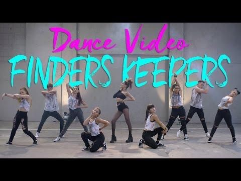 Finders Keepers - Dance Video #FindersKeepers   TINI