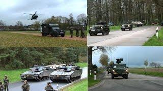 2016 European Spirit - NATO Übung / Bundeswehr Manöver