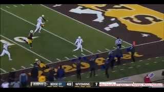Donte Deayon 75 Yard Punt Return Touchdown