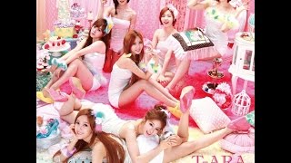 T-ara - TTL(Time to Love)(Japanese version)(Mp3_Audio)