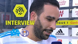 Interview de fin de match : Olympique de Marseille - Toulouse FC (2-0) - Ligue 1 Conforama / 2017-18
