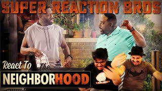 SRB Reacts to First Look at The Neighborhood